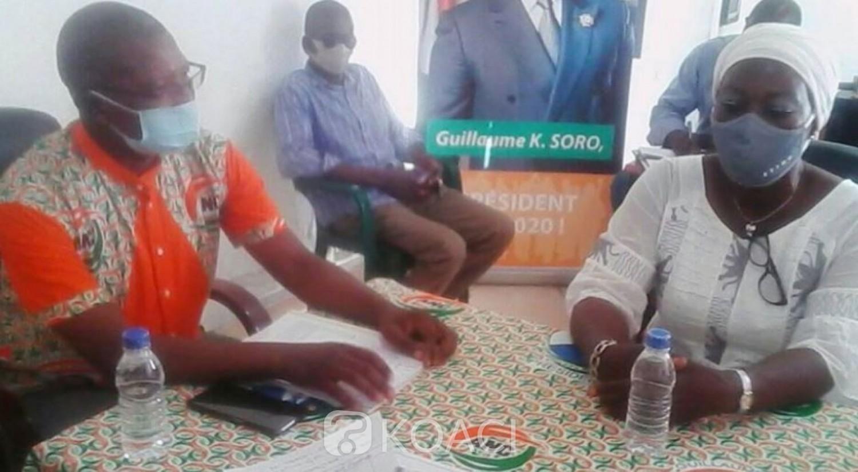 Côte d'Ivoire : A Abidjan, les partisans de Soro fédèrent leurs énergies pour le scrutin présidentielmalgré l'exil de leur chef