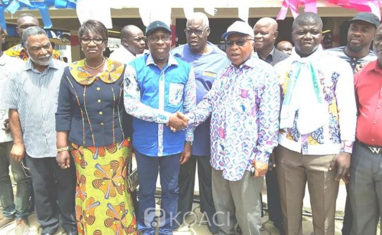 Côte d'Ivoire : Présidentielle 2020, Assoa Adou invite ses militants à se faire enrôler, à Yopougon, c'est le rappel des troupes