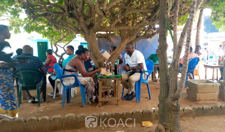 Côte d'Ivoire : Coronavirus, à Yopougon, le respect d'1 mètre pose problème, voici le nouveau bilan