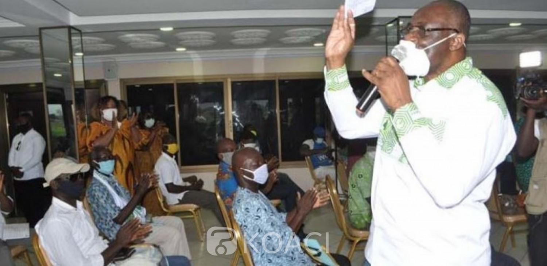 Côte d'Ivoire : Convention du PDCI, Guikahué : « Ceux qui veulent être battus n'ont qu'à être candidats, Bédié va les battre »