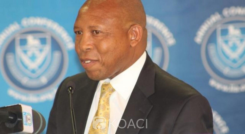 Lesotho : Moeketsi Majoro prend fonction à la primature en remplacement du démissionnaire Thabane
