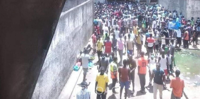 Côte d'Ivoire : Découverte de gris gris enterrés à la MACA