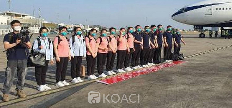 Nigeria :  Coronavirus, réelle mission des 15 « médecins » chinois envoyés dans le pays