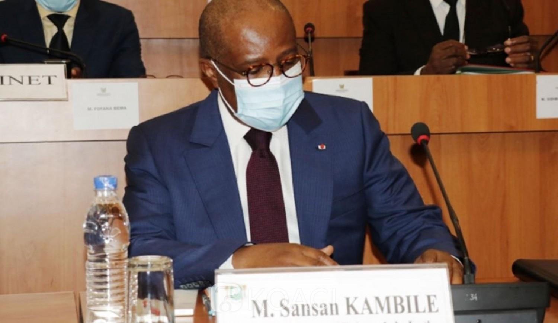 Côte d'Ivoire : Affaire gris gris découverts à la MACA, les précisions du Ministre Sansan Kambilé : « Il n'y a eu ni mutinerie ni évasion »