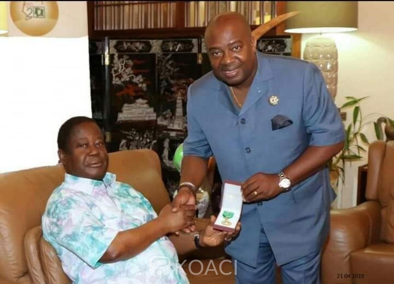 Côte d'Ivoire : Prise de bec entre Adjoumani et des jeunes à Daoukro, Olivier Akoto justifie : « Il s'attaque à longueur de journée à Bédié »