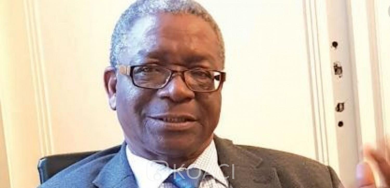 Côte d'Ivoire : Depuis Bruxelles, Gbagbo met en place un comité d'experts africains présidé par l'ex ministre Pierre Kipré