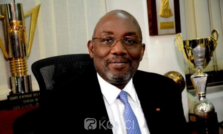 Côte d'Ivoire : Sidy Diallo nommé à la CAF,  l'élection à la présidence de la FIF se déroulera le 22 aout prochain