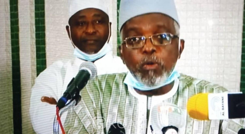Côte d'Ivoire : Le COSIM et l'AMCI-CODIS fixent la date de l'Aïd-el-Fitr au samedi 23 mai sur toute l'étendue du territoire national
