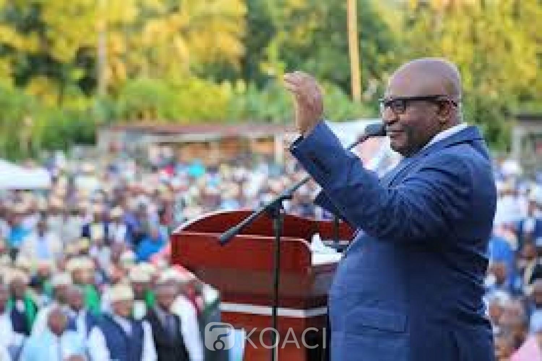 Comores : Tentative d'assassinat du Président Azali, 19 personnes dont deux soldats aux arrêts