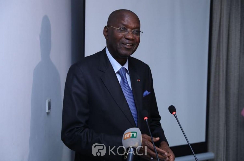 Côte d'Ivoire : Testé positif du Covid 19, le Ministre Abinan Pascal déclaré à son tour  guéri