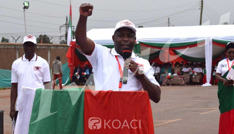 Burundi: Présidentielle, Évariste Ndayishimiye  déclaré vainqueur avec 68,72% des voix
