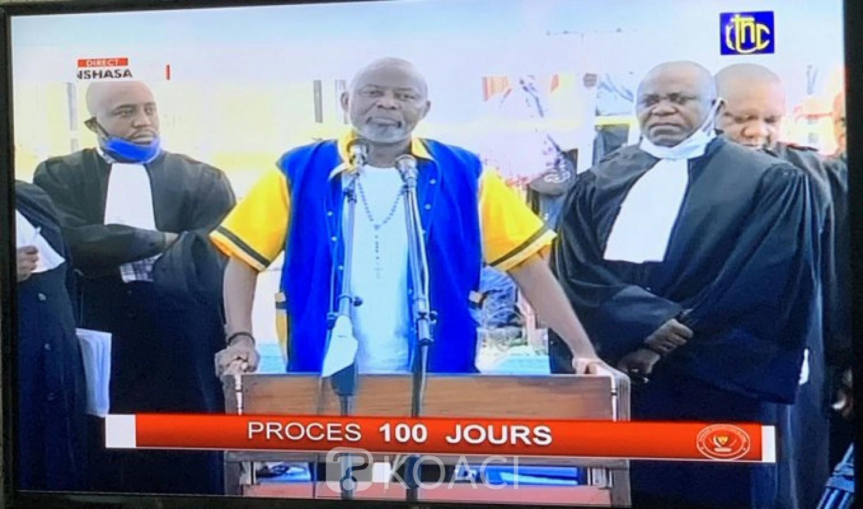 RDC : Programme de 100 jours, Vital Kamerhe, à la barre dit être une victime « expiatoire »
