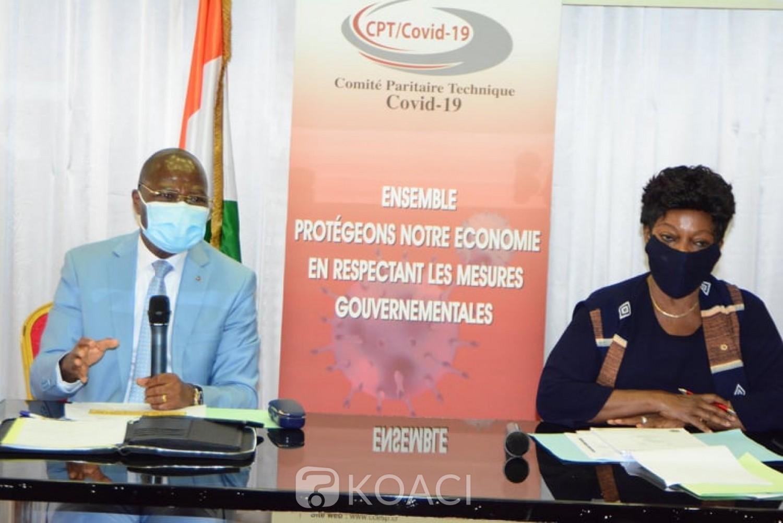 Côte d'Ivoire : Fonds de soutien au PME, les entreprises bénéficiaires doivent être à jour de leurs déclarations fiscales et sociales au 31 décembre 2019