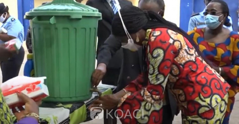 Côte d'Ivoire : Reprise des cours dans le grand Abidjan, les promesses et annonces de Kandia à la communauté éducative