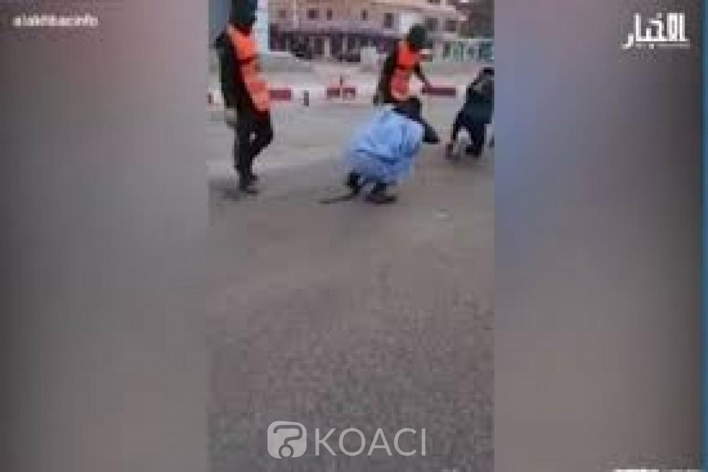 Mauritanie: Couvre-feu , trois policiers radiés pour avoir humilié des passants dans une vidéo