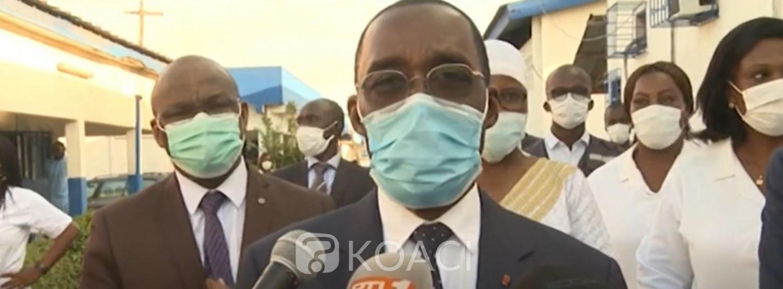 Côte d'Ivoire : COVID-19, le Gouvernement annonce le dépistage positif de 36 cas à l'intérieur du pays transférés systématiquement à Abidjan