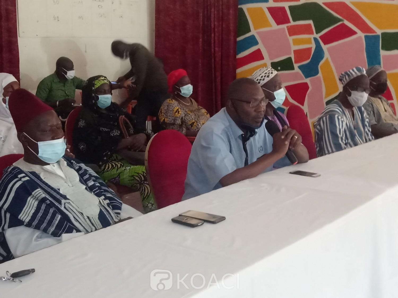 Côte d'Ivoire : Bouaké, recensement et cohésion, des chefs de composantes culturelles s'engagent à la sensibilisation des jeunes
