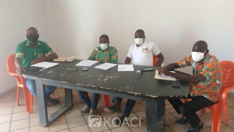 Côte d'Ivoire : RHDP, un brusque changement de poste critiqué à Sakassou