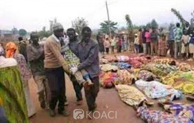 RDC : Au moins 38 morts  dans un massacre des terroristes ADF dans l'est