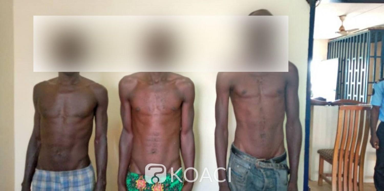 Côte d'Ivoire : Trois redoutables braqueurs à la Kalach mis aux arrêts à Bonon