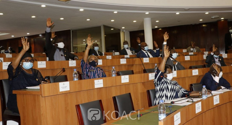 Côte d'Ivoire : Adoption du Projet de loi de la révision du Code électoral, minute de silence en mémoire de Dominique Adie