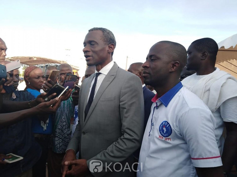 Côte d'Ivoire : Le camp Affi salue la levée des restrictions de Gbagbo et Blé et reste convaincu de leur retour au Pays