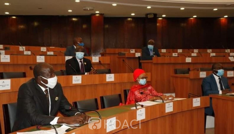 Côte d'Ivoire : L'Assemblée Nationale se dote d'un nouveau bureau