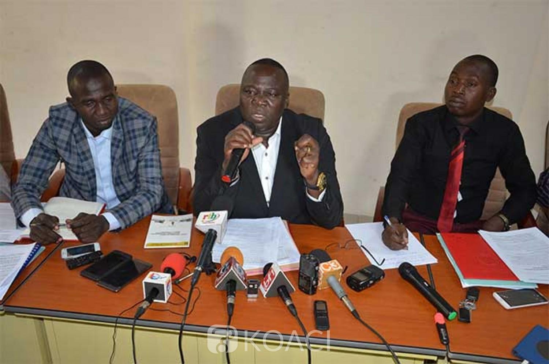 Burkina Faso : Des syndicats exigent l'annulation de la révocation de trois fonctionnaires