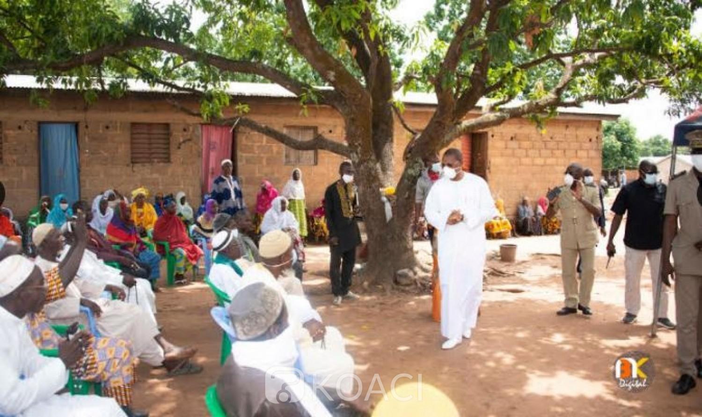 Côte d'Ivoire : Conflit foncier au Nord, Bruno Koné appelle à l'apaisement avec les composantes culturelles