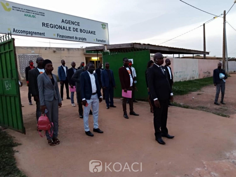 Côte d'Ivoire : Pour plus d'efficacité dans son action, le CNJCI-Bouaké restructuré