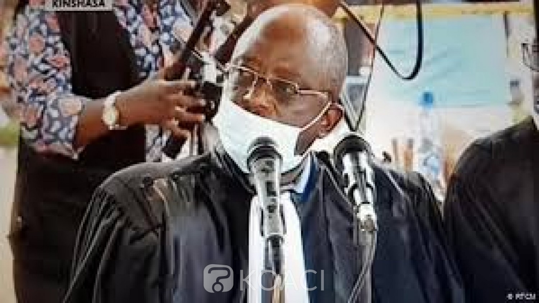 RDC: Mort mystérieuse du Président du tribunal, l'autopsie révèle un « empoisonnement »