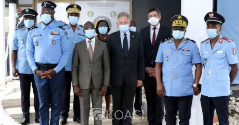 Côte d'Ivoire : Police  nationale, le général Vagondo rattache plusieurs directions à son cabinet