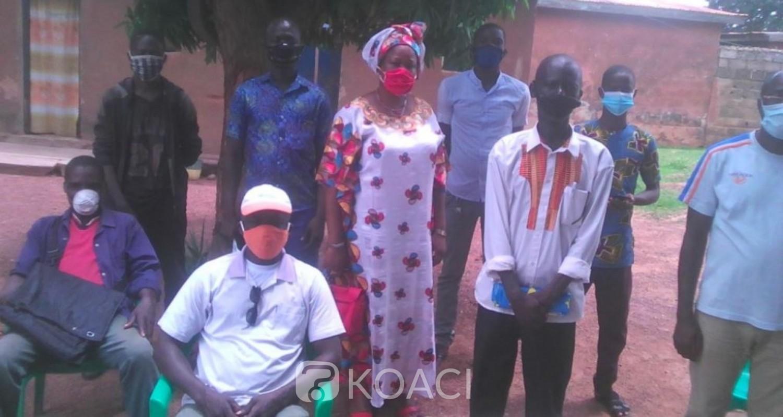 Côte d'Ivoire : Ferké, craignant d'être omis du FASI, les membres du secteur informel rassurés