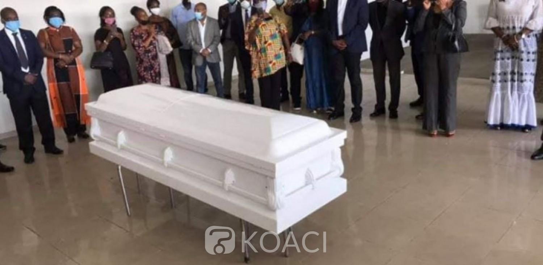 Côte d'Ivoire : La dépouille de Nst Coffie's est arrivée à Abidjan, Alassane Ouattara prendrait en charge les obsèques