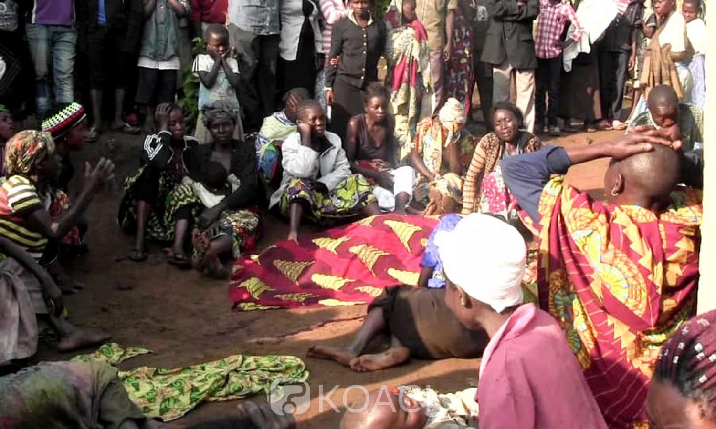 RDC : Au moins 16 civils dont cinq enfants massacrés par la secte CODECO en Ituri