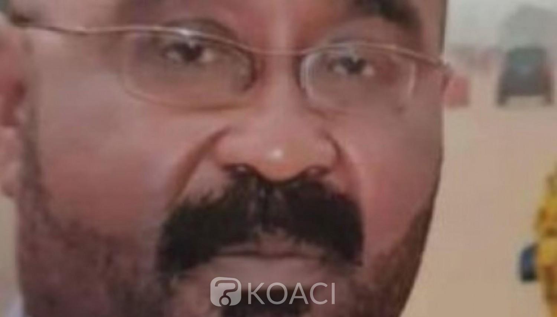 Côte d'Ivoire : Le Maire de Marcory Aby Raoul perd son frère cadet