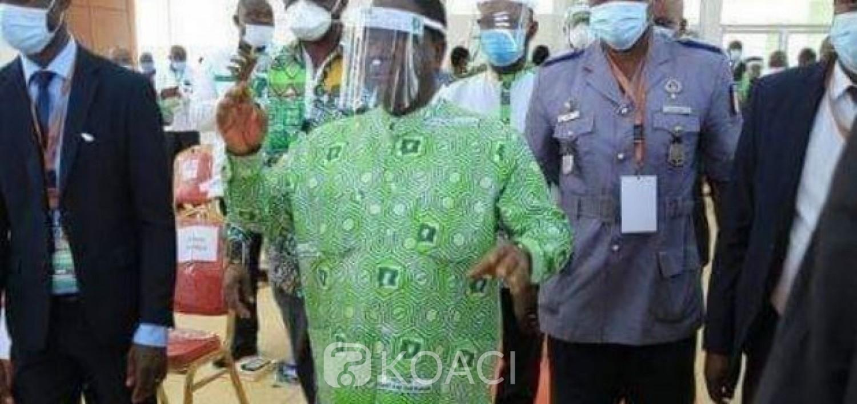 Côte d'Ivoire : Bureau politique extraordinaire du PDCI, Bédié invite les militants à la sérénité