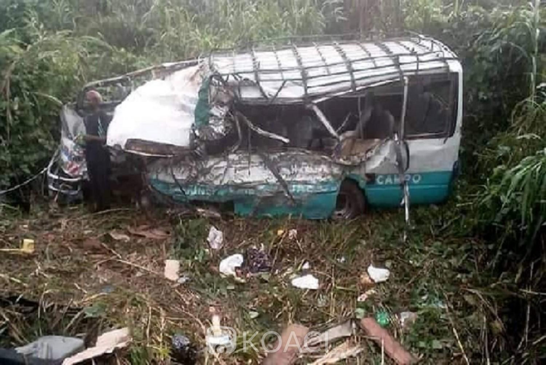 Cameroun : Au moins 8 morts dont un enfant de 5 ans dans un tragique accident de la route