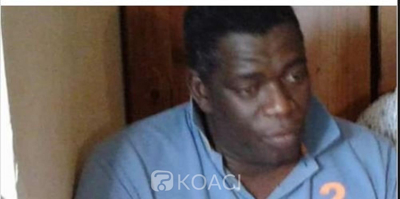 Côte d'Ivoire : Décès à Paris d'une crise cardiaque du pro-Gbagbo Thierry Bogné