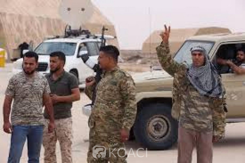 Libye : Les forces pro-GNA prennent le contrôle total de Tripoli