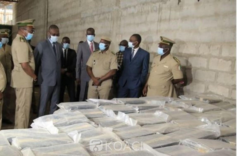 Côte d'Ivoire : Lutte contre le trafic de Drogue, bientôt l'extension de la vidéo surveillance à partir des frontières