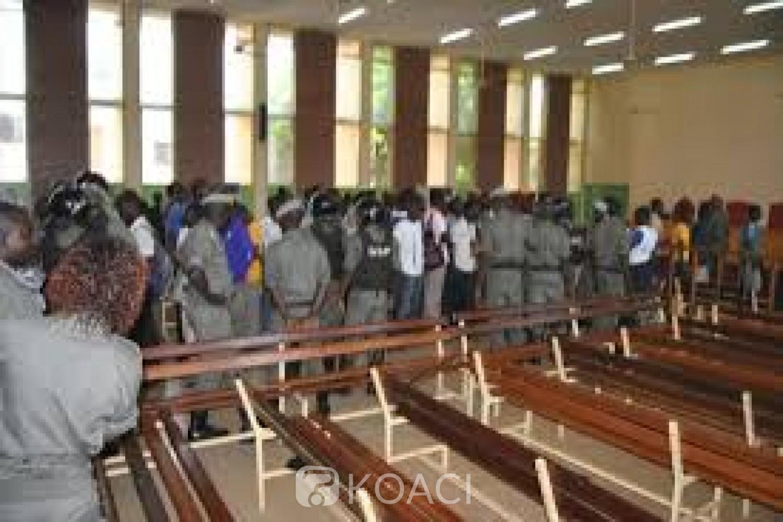 Burkina Faso : Pour une publication sur Facebook, un étudiant écroué pour « incitation à la haine et à la violence »
