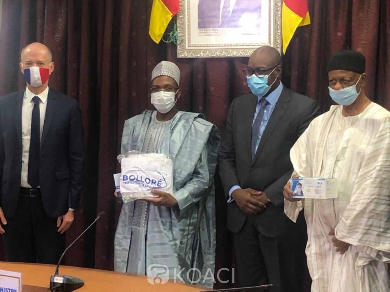 Cameroun : Coronavirus, Bolloré Transport & Logistics aide le gouvernement dans la lutte contre la propagation de la pandémie
