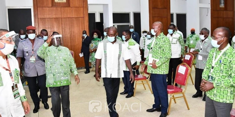 Côte d'Ivoire : Présidentielle octobre, voici les critères pour être candidat du PDCI adoptés à plus de 95%