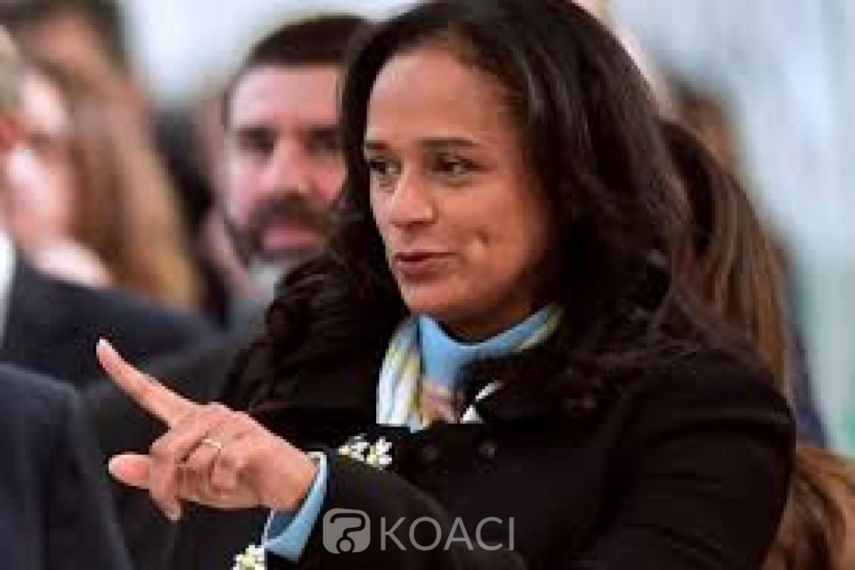 Angola : Accusée de corruption, Isabel dos Santos se défend via ses avocats, son entourage promet de « nouvelles révélations »
