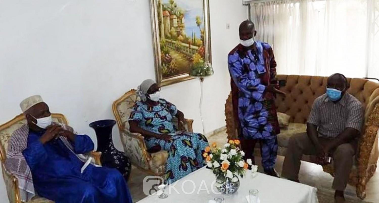 Côte d'Ivoire : Simone Gbagbo : « La  terre d'Odienné ne m'a pas portée malheur »