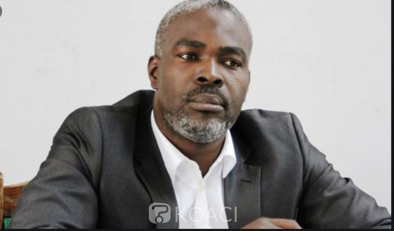 Côte d'Ivoire : Vremen Serge Yvon pas d'accord avec la date choisie par le PDCI pour la désignation de son candidat à la présidentielle