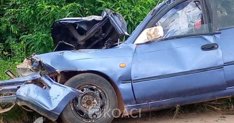 Côte d'Ivoire : Sikensi, après une grève suite au décès accidentel de leur collègue, les chauffeurs de taxi ont repris le service