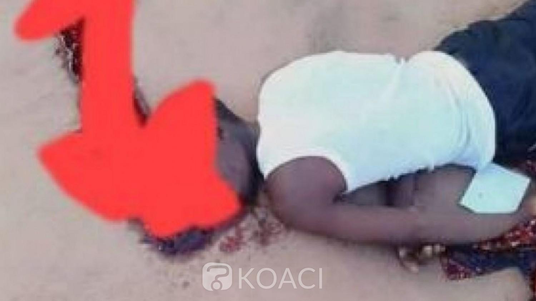 Côte d'Ivoire : Drame à M'Bahiakro, il tue son frère cadet et se donne la mort