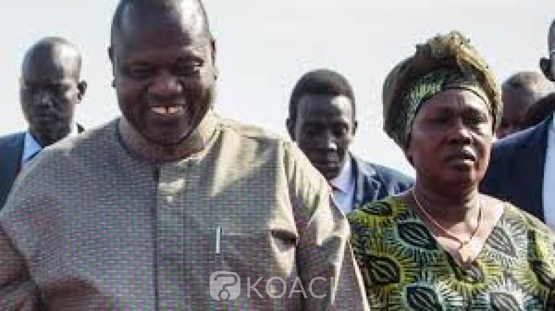 Soudan du Sud : Covid-19, guérison annoncée du vice-Président Riek Machar et de son épouse